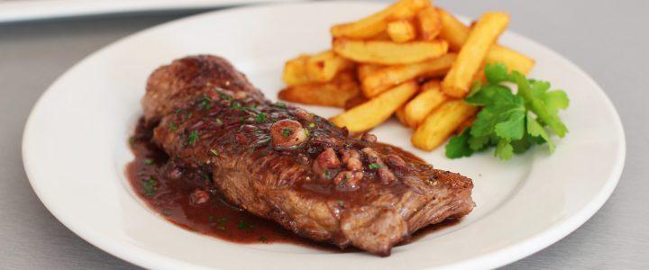 Bordeauxský biftek