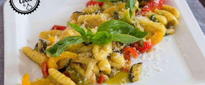 Gnocchi s paprikou