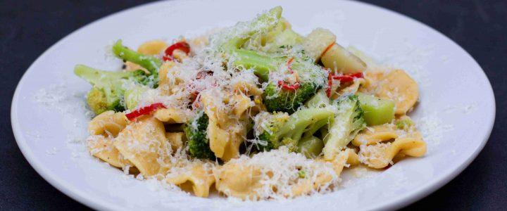 Orecchiette s brokolicí