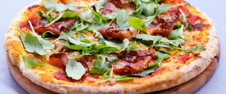 Tři italské pizzy
