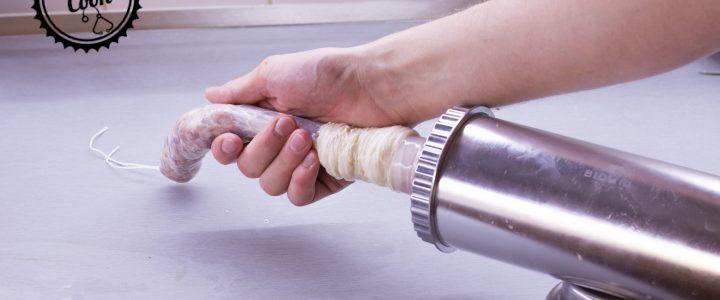 Příprava domácích klobásek (úvod)
