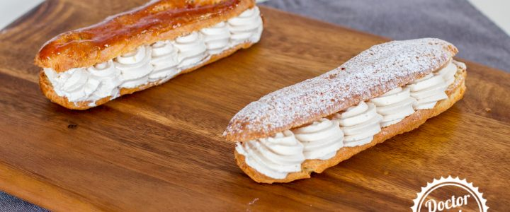 Éclairs Chantilly