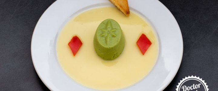 Zeleninový dortík